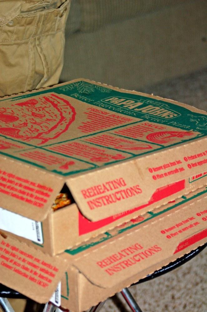 NYE 030 pizza boxes
