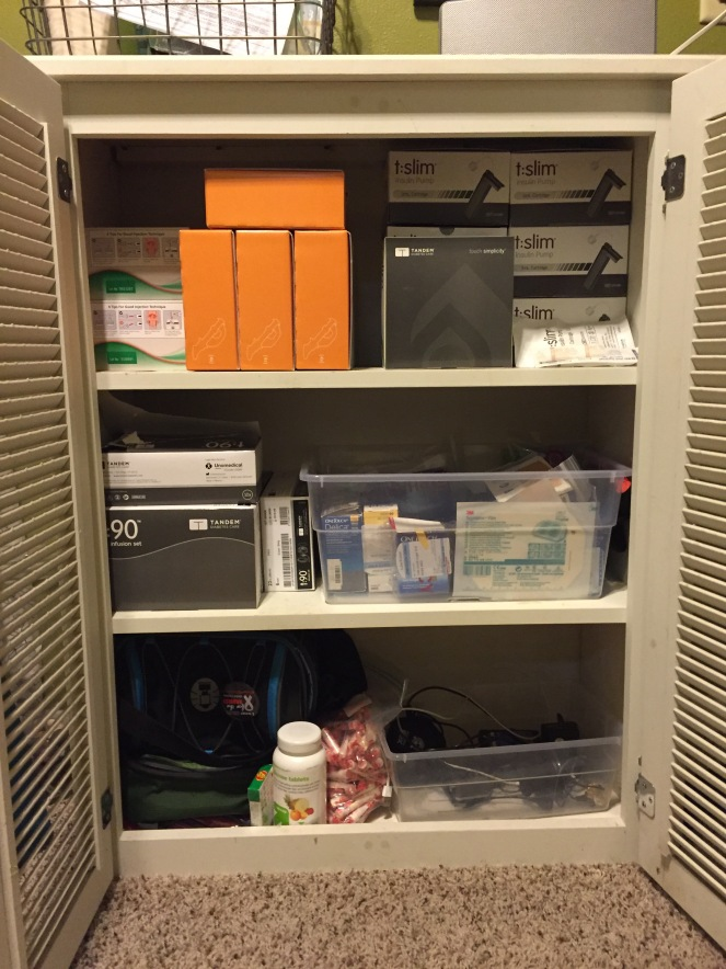 29 01 t1d supply closet