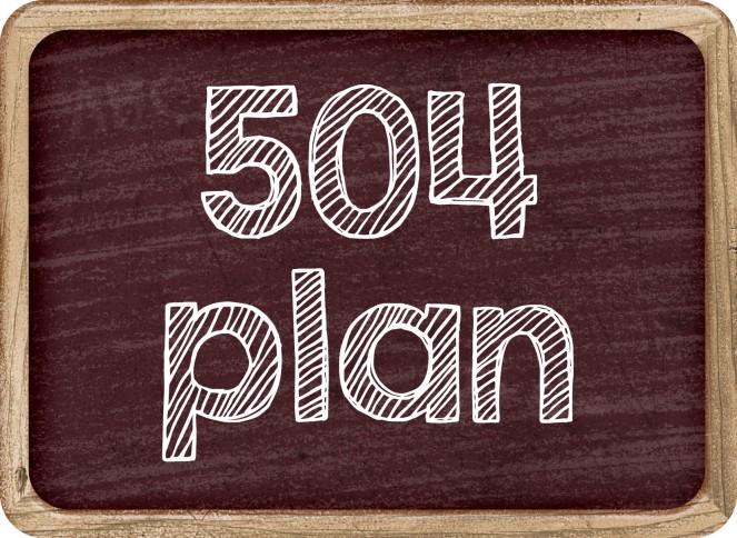 504 Plan