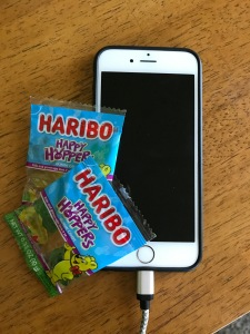 Phone and sugar